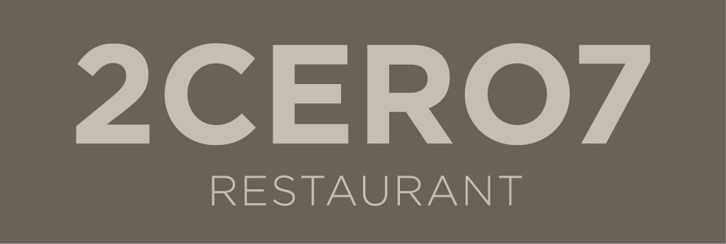 Restaurante 2CERO7